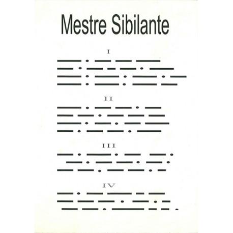 MESTRE SIBILANTE