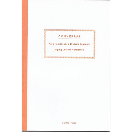 Conversas - Flying Letters Manifestos.