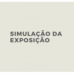 Simulação do Projeto Expositivo